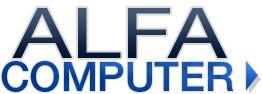 Alfa Computer Logo